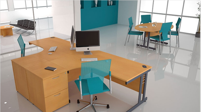 Small Office Desks Uk Opus Oak Ii Flip Top Desk From Next Desks 19 Of The Best Desks