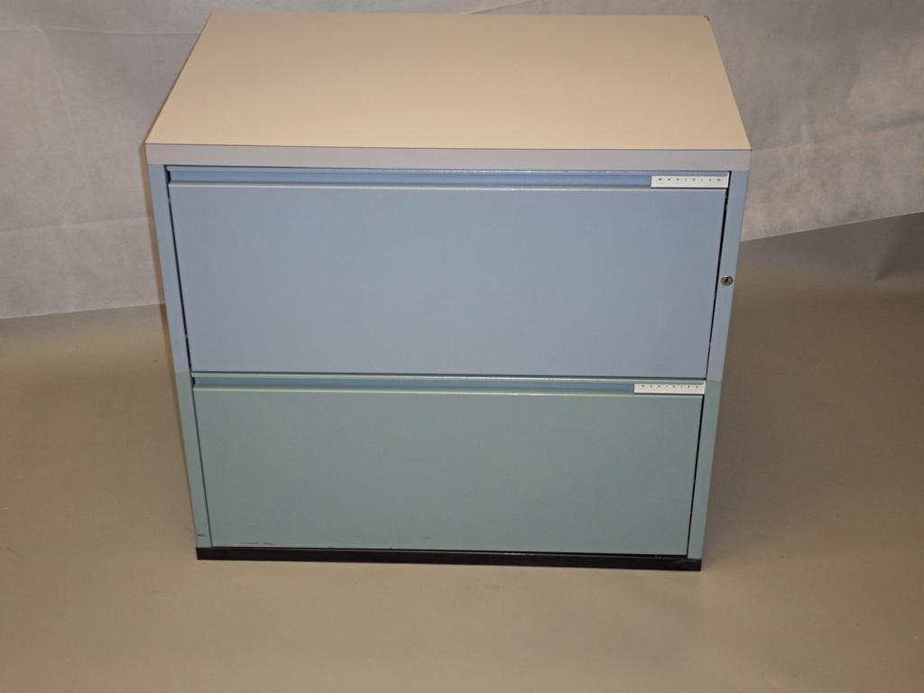 Meridian Side Filer Filing Cabinet
