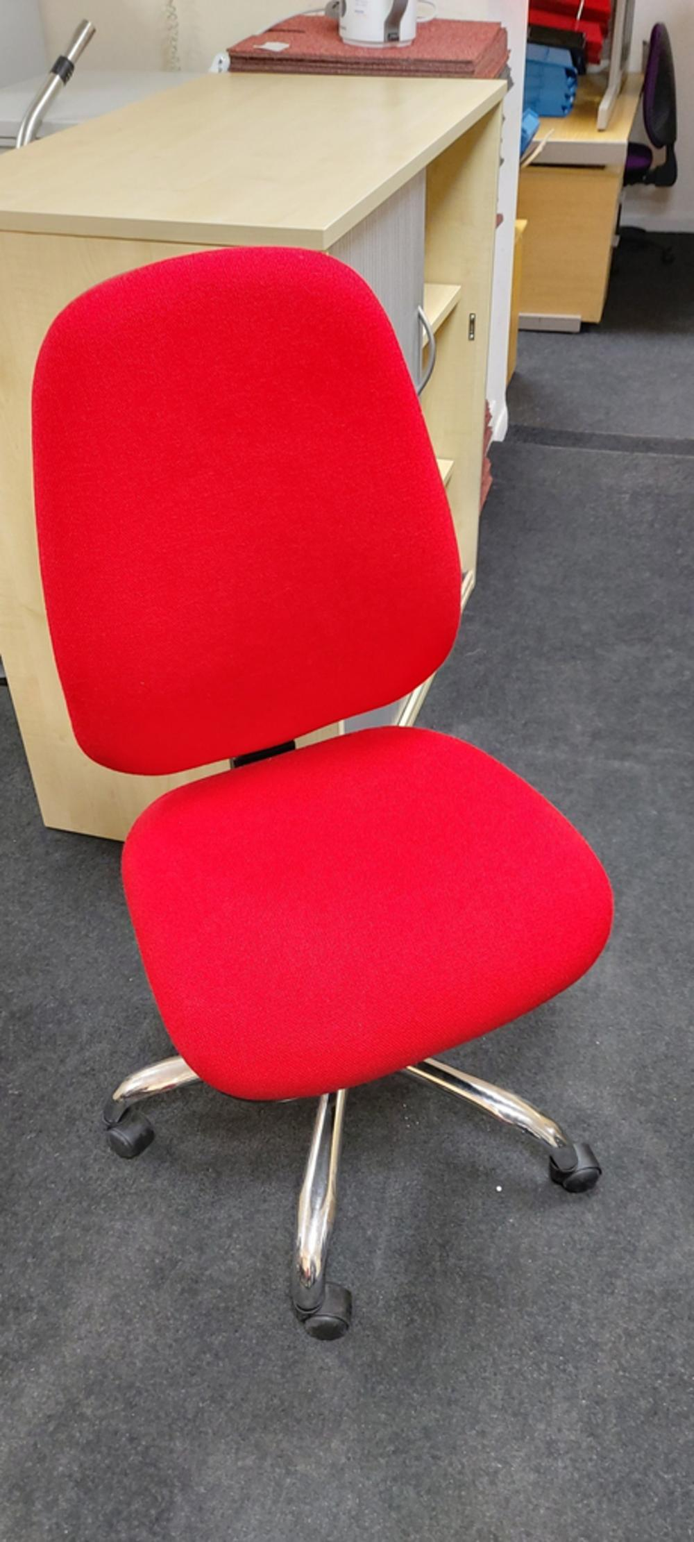 Alliance Extra High Back Operator Chair