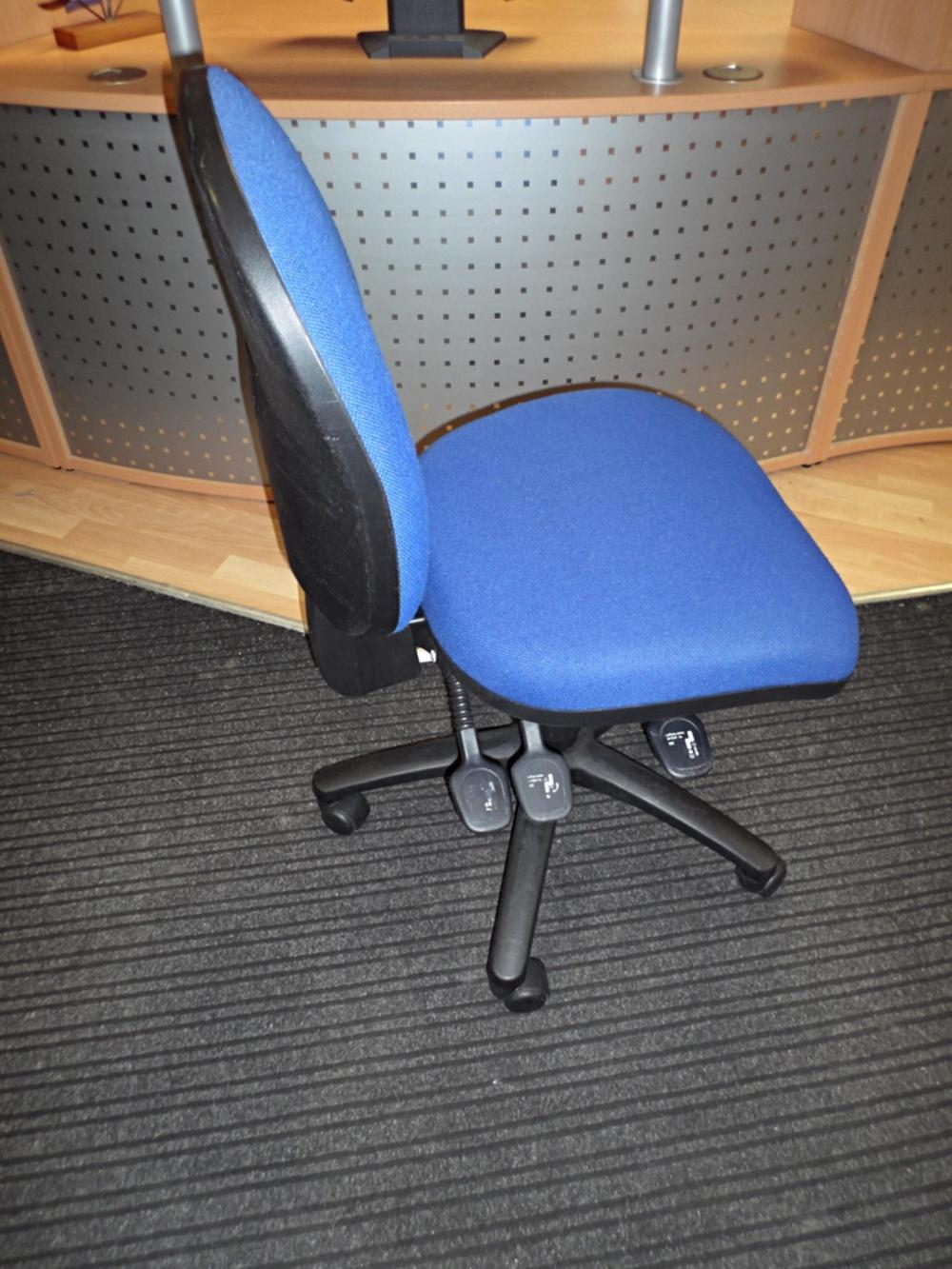 blue operator chair sos office supplies hull