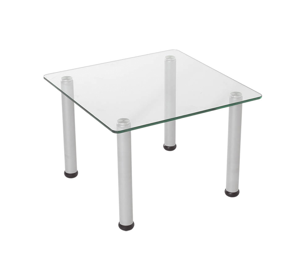 Reception coffee tables sos office supplies hull hs034 glass square coffee tableg geotapseo Images